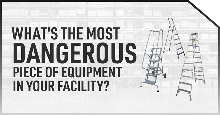 What's The Most Dangerous Piece of Equipment in Your Facility?