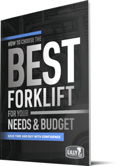 How to Choose the Right Forklift ebook Cover