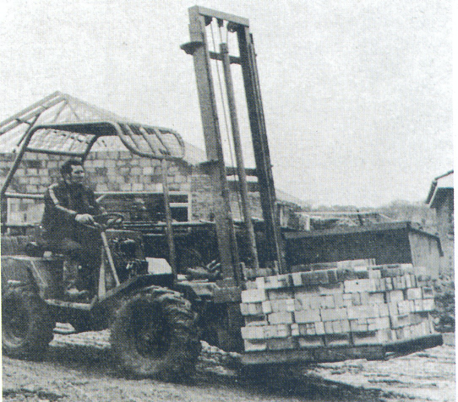 The History of the Forklift